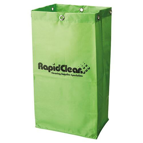 RapidClean Janitors Cart Replacement Bag