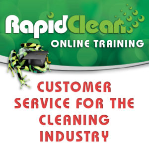 Customer Service Course for the Cleaning Industry