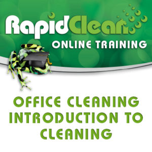 Office Cleaning Course - Introduction to Cleaning