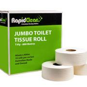 Jumbo Toilet Tissue Roll