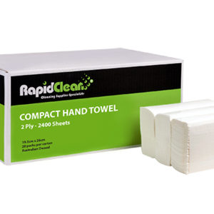 RapidClean Compact Hand Towel