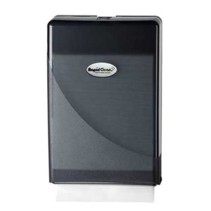 RapidClean Compact Hand Towel Dispenser