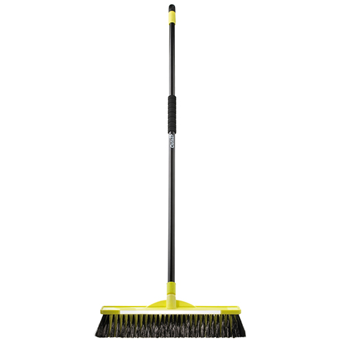 450mm Medium Stiff Tradesman Broom