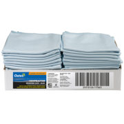 Contractor Microfibre Glass Cloths - 20 Pack