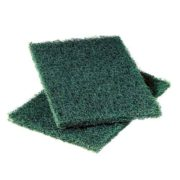 Scotch-Brite Heavy Duty Pad Dark Green 125mm x 175mm
