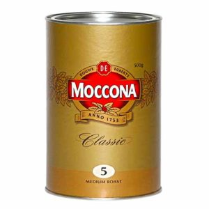 Moccona Freeze Dried Classic Medium Roast