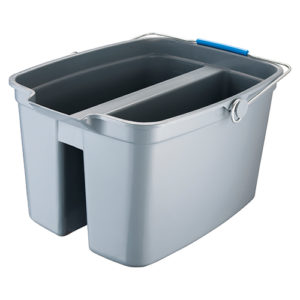 Divided Pail Bucket - 18L