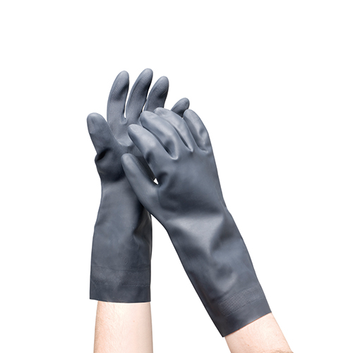Chemical Amp Acid Resistant Gloves Long 385mm Concept