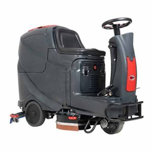 Viper AS710R Ride On Scrubber Dryer