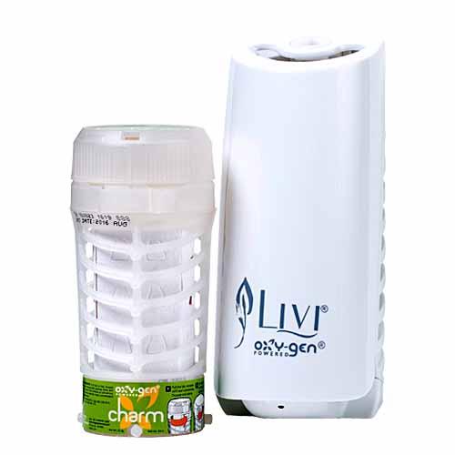 Livi Oxy-gen Air Freshener Dispenser - A500