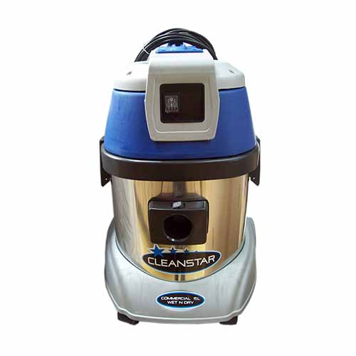 Cleanstar 15L Commercial Wet N Dry Vacuum