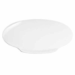 Bin Lid for Tork Elevation Bin White B1