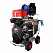 Aussie Pumps King Cobra Vanguard Jetter - 5000 PSI