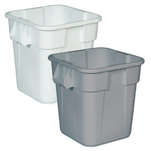 Rubbermaid BRUTE Square Container Without Lid
