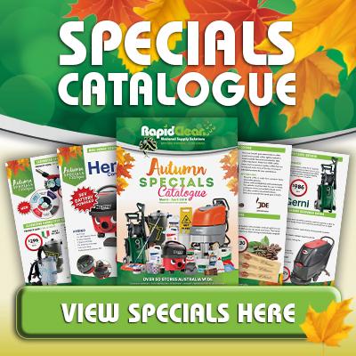 Autumn Specials catalogue