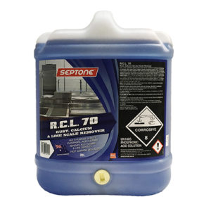 Septone RCL 70 Rust Calcium Lime Remover