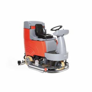 Hako Scrubmaster B115R (Cylindrical) Ride On Scrubber