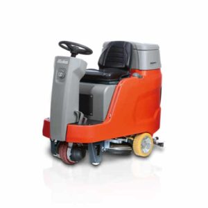 Hako Scrubmaster B75R Ride On Scrubber
