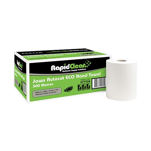 RapidClean Autocut Eco Hand Towel 300m