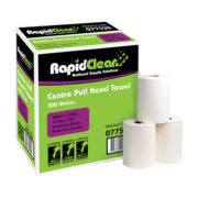 RapidClean Centre Pull Hand Towel 300m