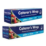 Tailored Packaging Premium Caterers Wrap