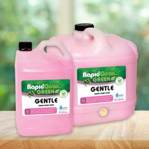 RapidClean Gentle Pink Liquid Hand Soap