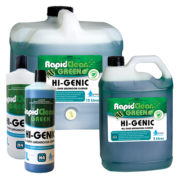 RapidClean Hi-Genic Washroom Cleaner