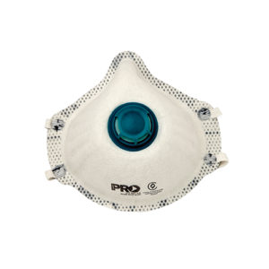 ProChoice P2 Disposable Respirator With Valve and Active Carbon Filter