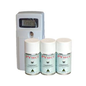 Davidson Washroom Automatic Aerosol Can Dispenser