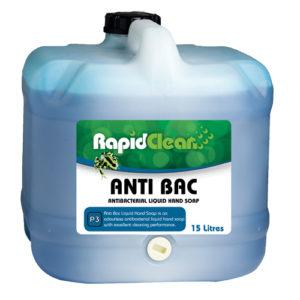 RapidClean Anti Bac Hand Soap