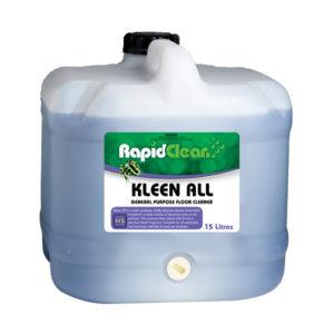 RapidClean Kleen All General Purpose Floor Cleaner